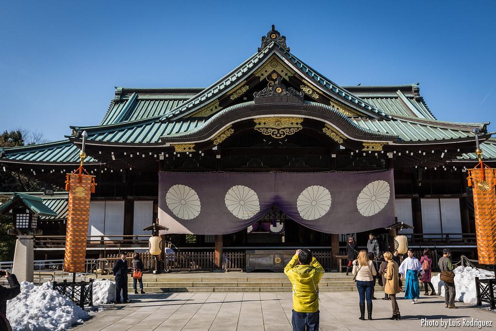 Santuario Yasukuni-23