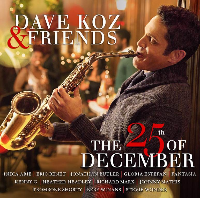 Dave Koz_The 25th of December