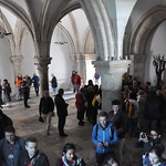 The Cenacle or Upper Room where the Last Supper was celebrated
