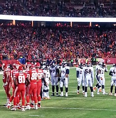 11.30.14, Kansas City Chiefs vs Denver Broncos
