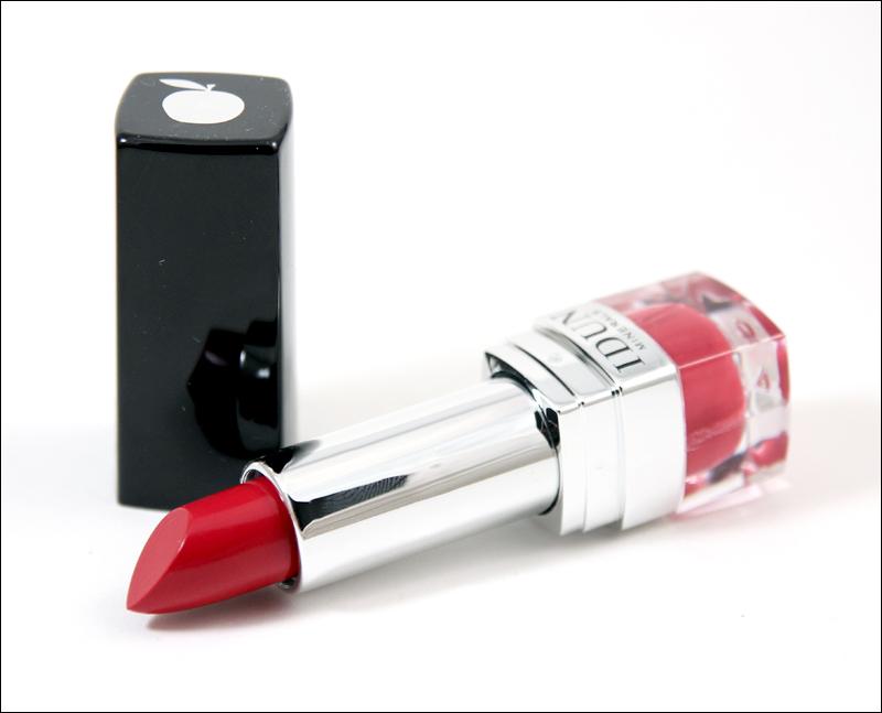 IDUN minerals Jordgubbe lipstick1