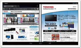 Toshiba Shared Board
