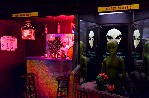 Roswell, NM: Alien Zone Museum
