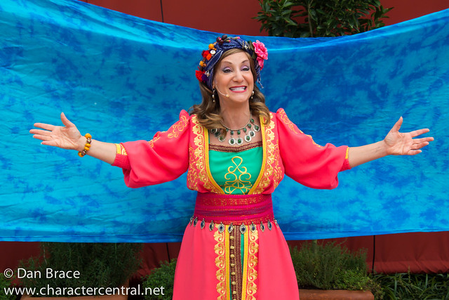 Moroccan Storyteller