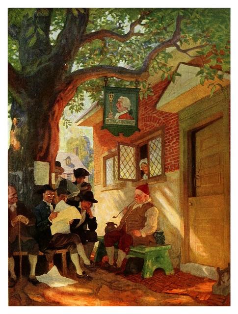 009-Rip Van Winkle-1921- ilustrado por NC Wyeth