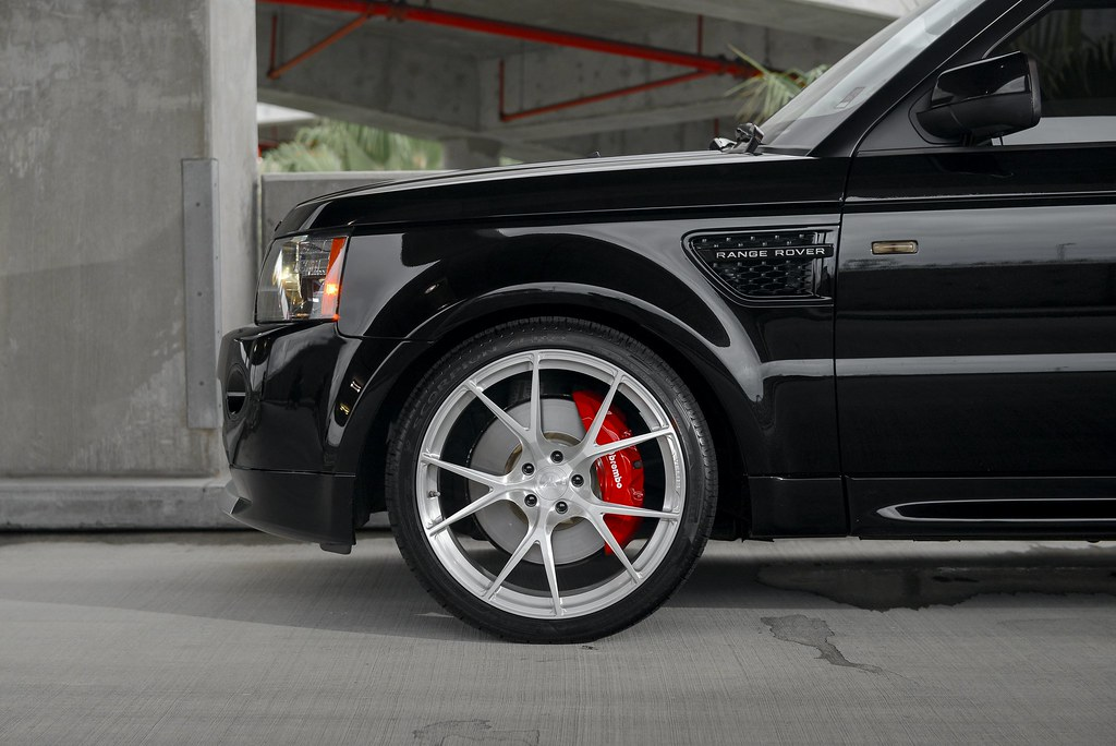2011 Range Rover Sport Supercharged 22 Quot Velos S3 Forged