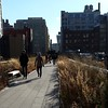 Late afternoon sun. #highline #NewYork #nofilter #heyho2014