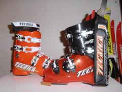 lyžáky Tecnica - nové - titulní fotka