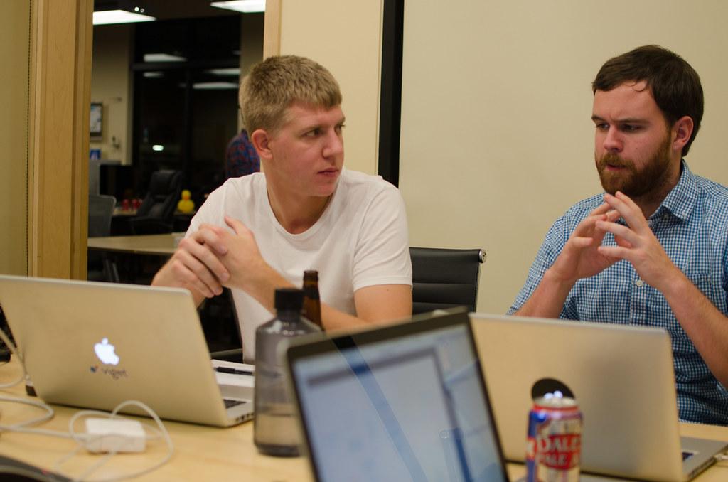 Developers developing
