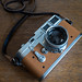 Small photo of Leica M3 DS & collapsible Summicron 50mm