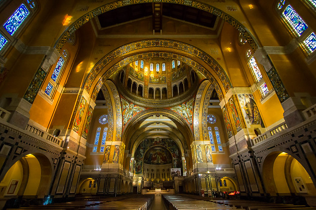 Basilique Ste Thérèse LISIEUX