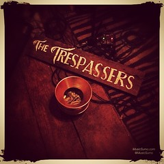 The Trespassers @ Hideout Saloon in Mariposa, CA - 11/21/14
