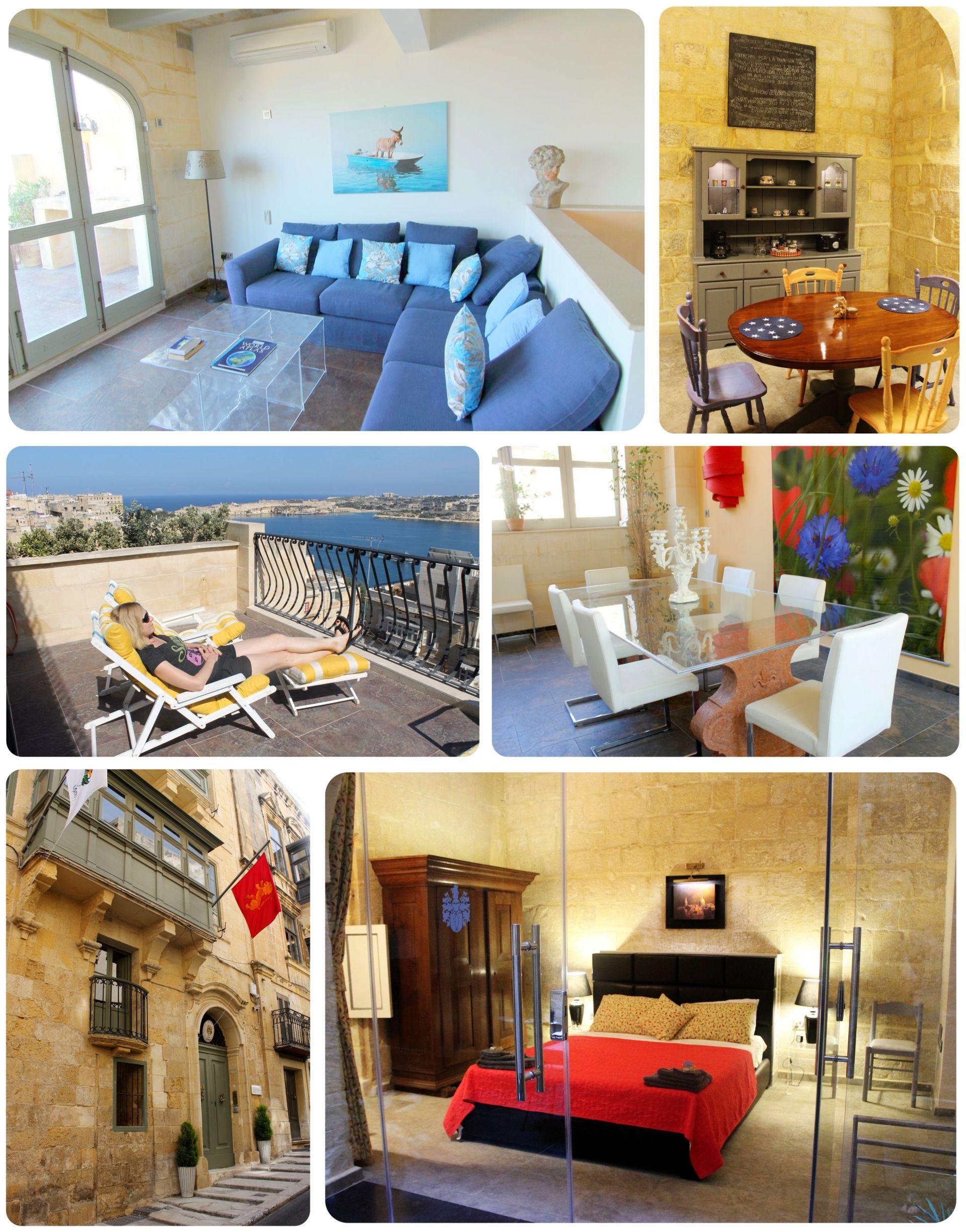 Palazza Dorange Valletta Malta