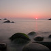Porth Nanven at the end of Cornwall by petehem