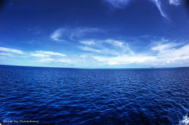 えぇ天気で、水面休息中はぼぉ~っとしてるだけで幸せでした♪