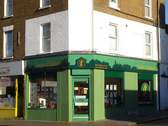 Picture of James Chiltern, 182 London Road