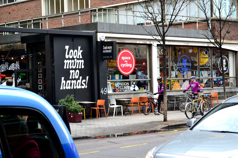 Cycling Cafes in London