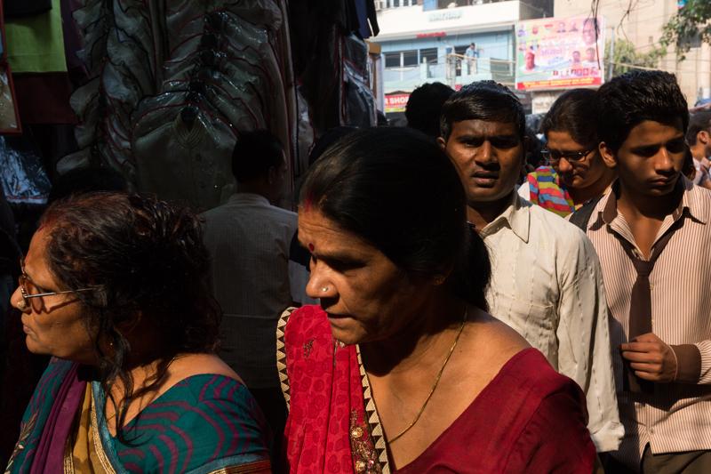 Alley, Delhi
