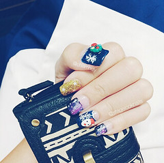 singapore best nail art