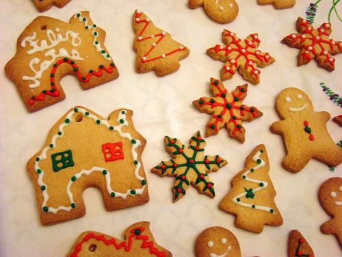 Bolachas de Natal