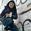 @illuzina in action helping out @amarapordios at the village underground wall #Streetart #streetartlondon