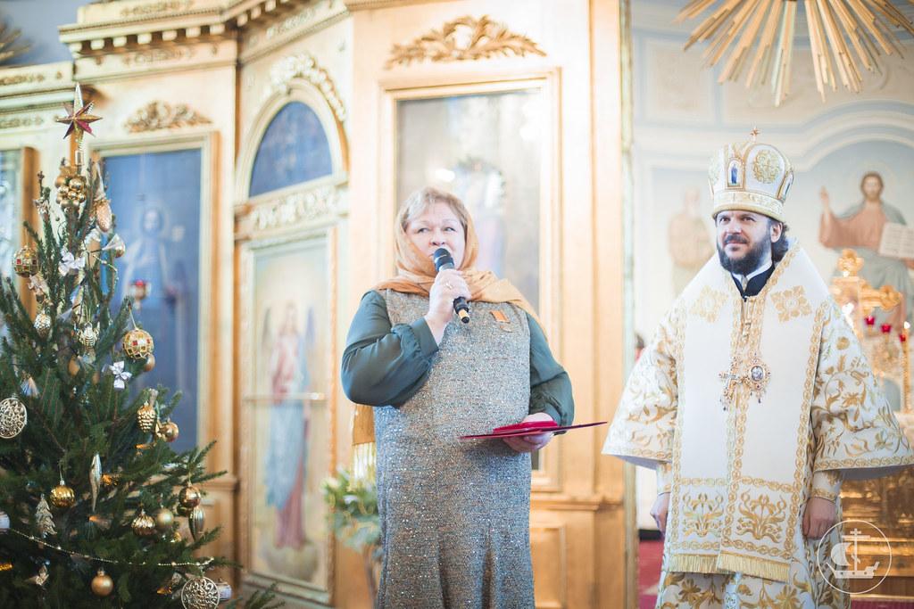 7 января 2015, Рождество Господа Бога и Спаса нашего Иисуса Христа / 7 January 2015, The Nativity of Our Lord, God, and Savior Jesus Christ