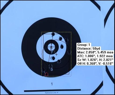 Target Standing