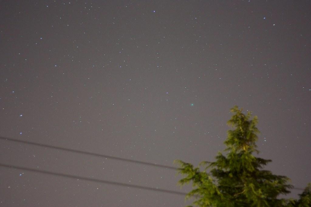 Comet C2014/Q2 Lovejoy, on Flickr