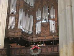 organ pipe, organ, pipe organ, wind instrument,