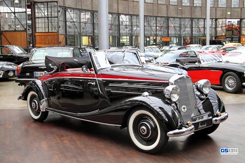 1936 - 1942 Mercedes-Benz 170 V Cabriolet A