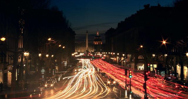 De la rue Royale aux Invalides