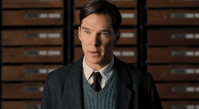 The Imitation Game - Cumberbatch