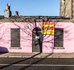 PINK HOUSE FOR SALE PORTOBELLO AREA OF DUBLIN [JANUARY 2015] REF-101489