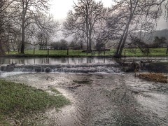 Rivière hivernale - Photo of Mertrud