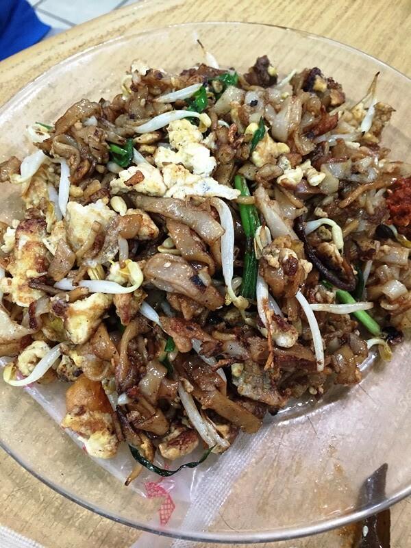 Char Kuey Teow from Kampar market