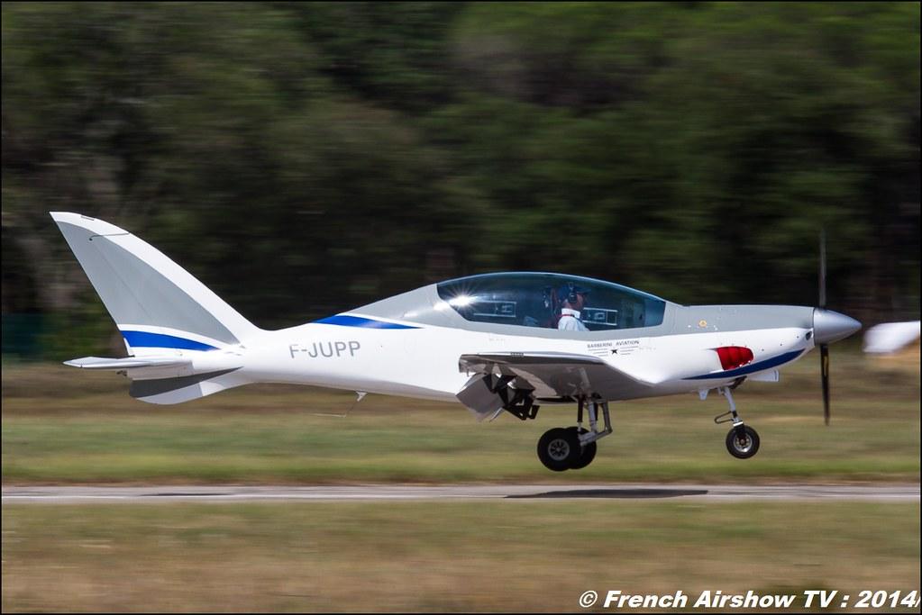 Shark Aircraft,F-JUPP, Meeting des 60 ans de l'ALAT 2014 ,Cannet des Maures