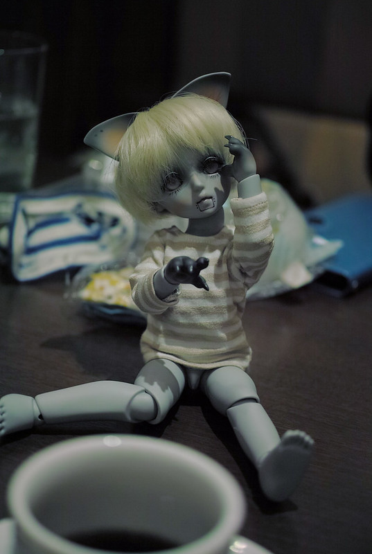 Never ending Nightmare Limited Edition(PO11. Lloyd)
