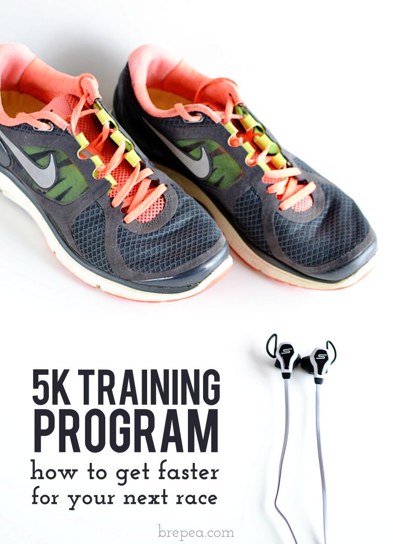 5k training program #BioSport #ad