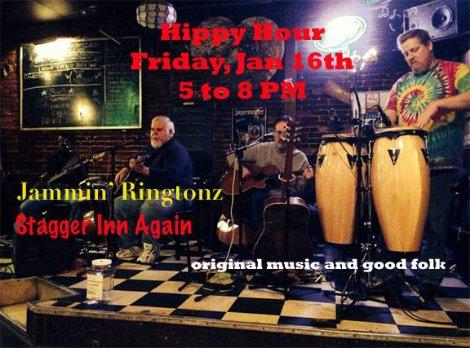 Hippy Hour 1-16-15