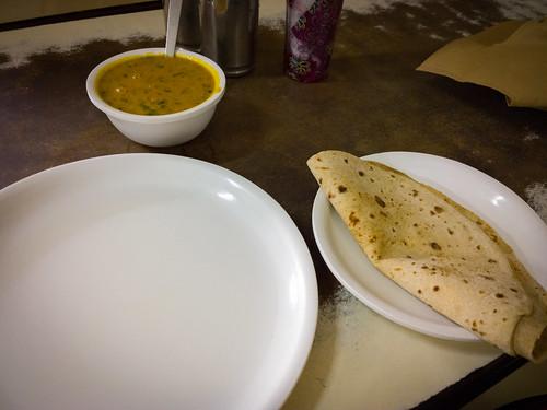 Dal Masara with Chapati @ Civil Restaurant @ Mumbai
