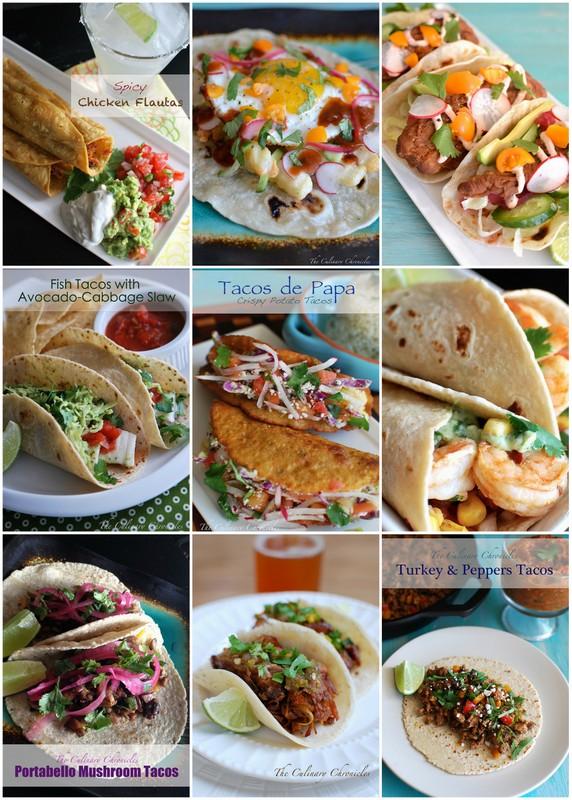 Tacos-Cinco de Mayo
