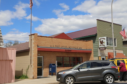 Westfield Wisconsin, Post Office, 53864,  Marquette County WI
