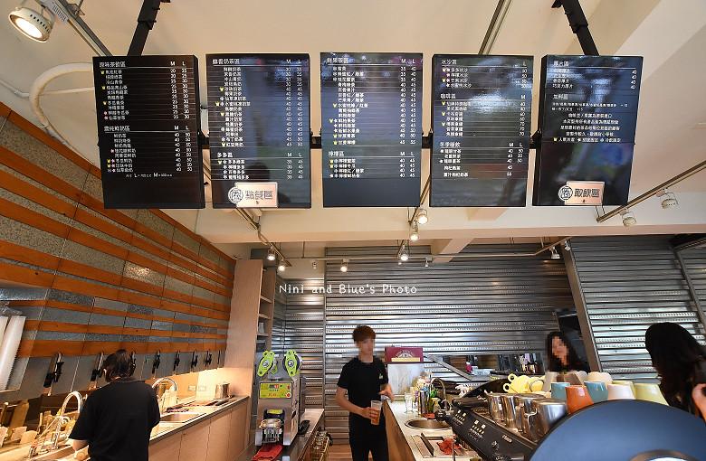 霧峰美食飲料咖啡簡餐圈圈亞洲大學05