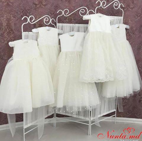 Свадебный Салон Cocos-Вся роскошь и элегантность свадебной моды в одном месте! > НОВИНКА! Прекрасная коллекция платьев для девочек!