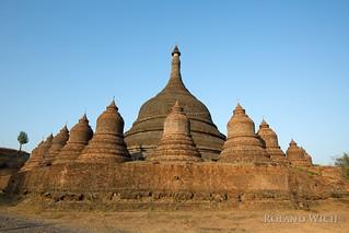 Mrauk U - Ratanabon Temple