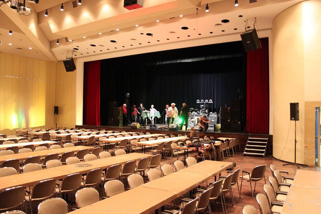 Auftritt 2012-11-14 Dinslakener Stimme