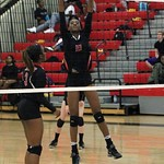 WHS Varsity Volleyball vs RVHS 9-13-2016