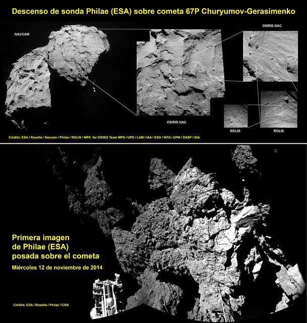 Astrophysicist Shares the History of the Rosetta-Philae Mission