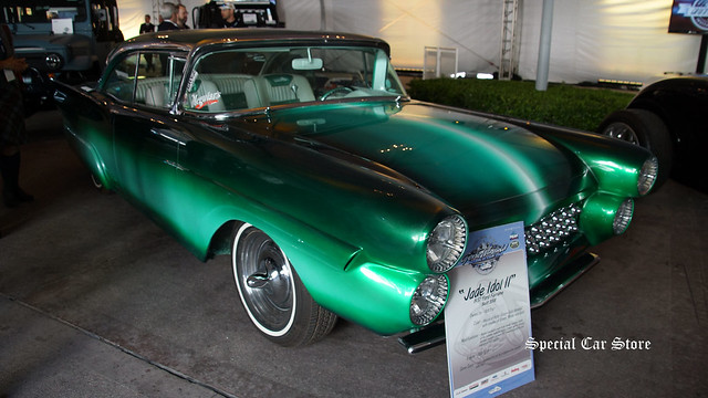 "1957 Ford Fairlane ""Jade Idol II"""