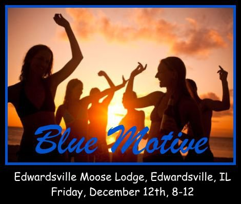 Blue Motive Band 12-12-14
